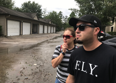 Courage and Solidarity Amid the Destruction of Harvey