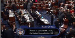 Americans Keep their Health Care as Repeal Bill Fails in Senate