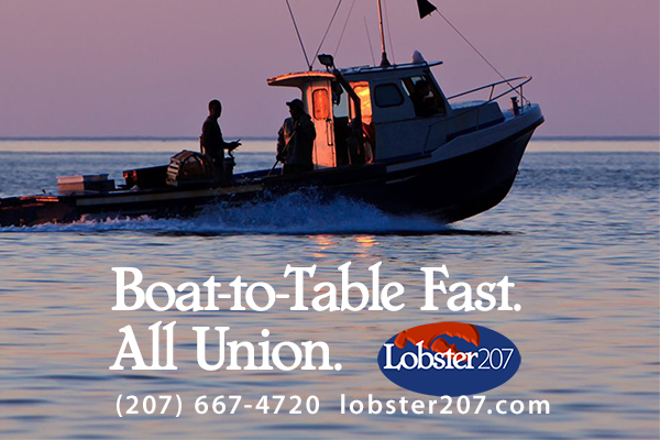 IAM Maine Lobstermen Tap into Union Network for Retail Sales