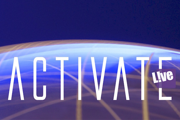 Watch Special Edition of Activate LIVE Friday