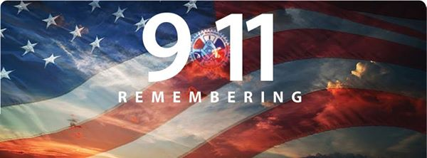 9/11 Message from GVP Pantoja