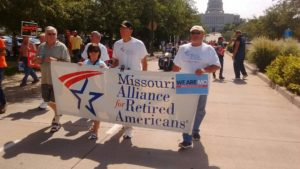 Missouri Retirees Help Force Suspension of Anti-worker State Law