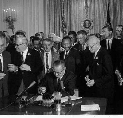 Saturday Marks the Anniversary of the Civil Rights Act of 1964