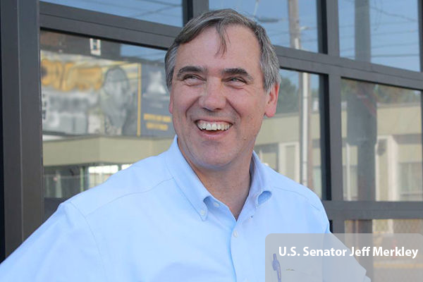 U.S. Sen. Merkley Congratulates Oregon Welders on Joining IAM