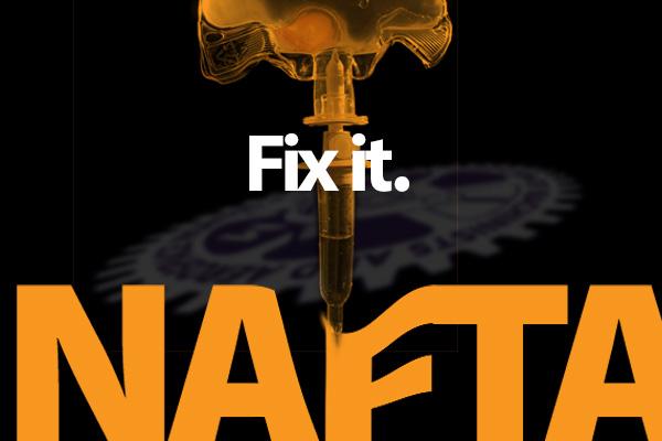 Fix NAFTA