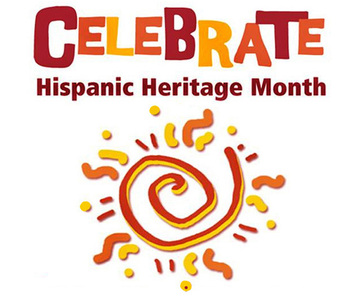 National Hispanic Heritage Month September 15 to October 15