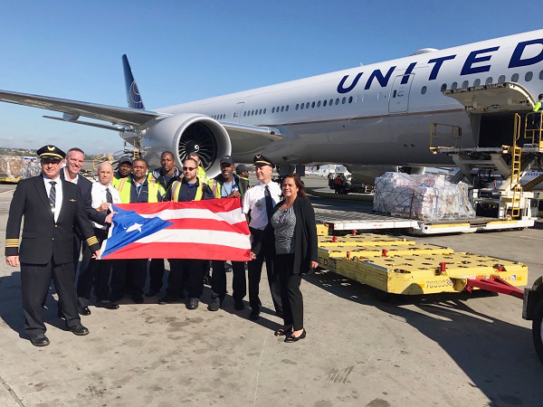 Machinists Union Members Travel to Puerto Rico for Hurricane Maria Relief Efforts