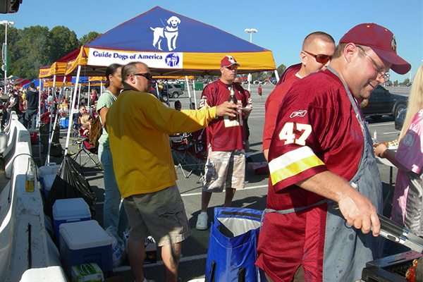 Tails and Tailgaters in Vegas