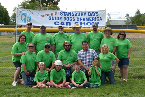 Utah and Idaho Locals Team Up for Guide Dogs of America