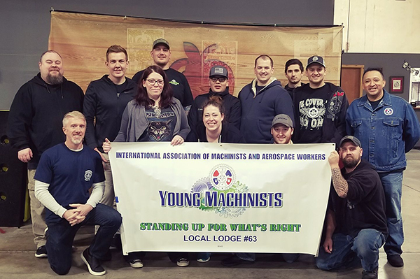 How Oregon Local 63 Young Machinists Are Making This Holiday Season Brighter