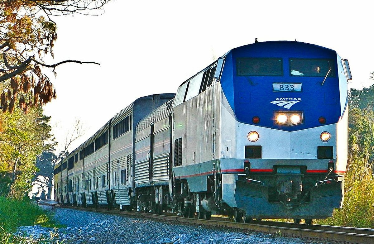Amtrak Sets Records In Fy17 Iamaw