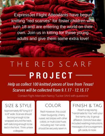 IAM Members Show Love to Foster Children