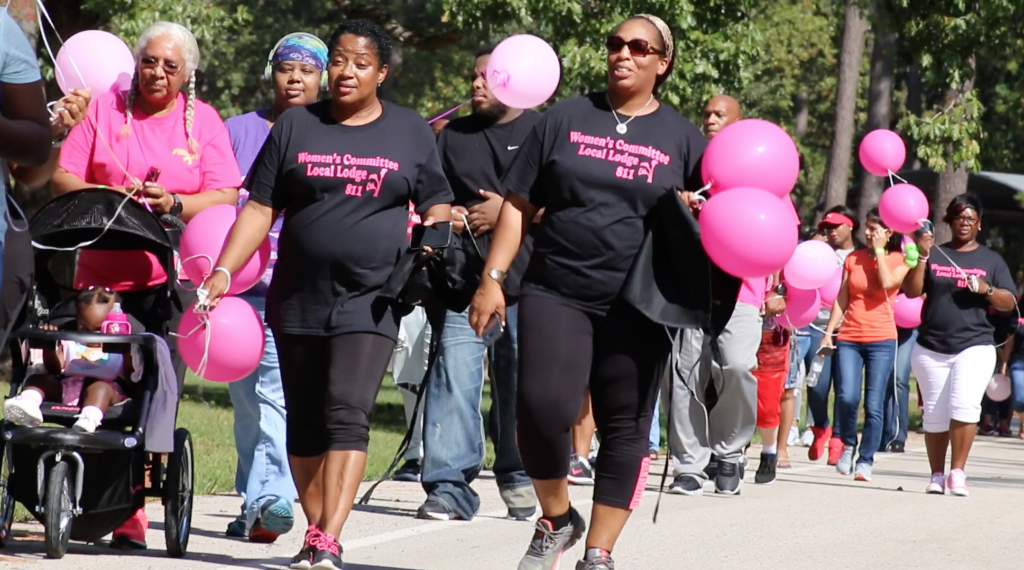 Memorial Cancer Walk Raises Awareness and Spirits of Those Dealing with Cancer