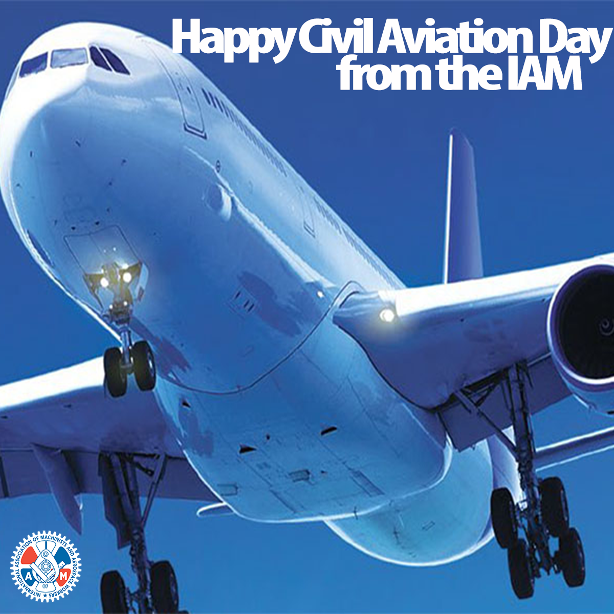 IAM Celebrates International Civil Aviation Day