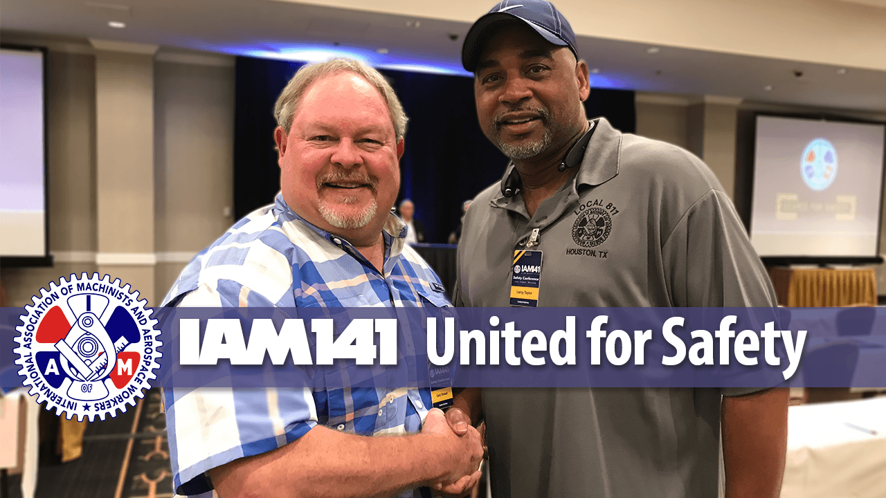 IAM, Industry Leaders Unite for Safety