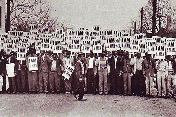 Take a Moment of Silence This Thursday to Remember Memphis Sanitation Workers