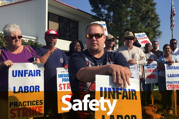 California Members Secure Contract Gains Following Strike