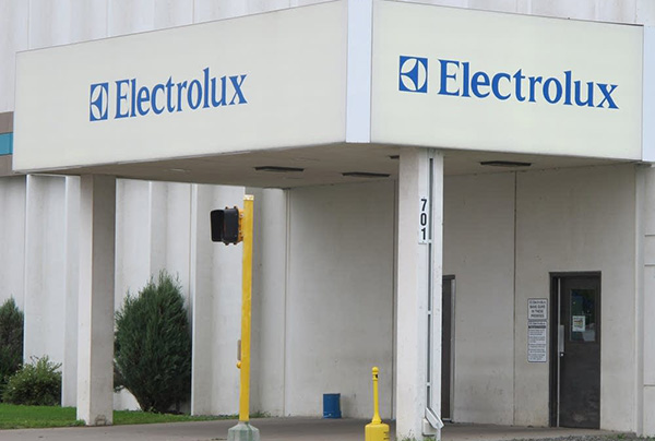 Machinists Union Statement on Electrolux St. Cloud, MN Plant Closure