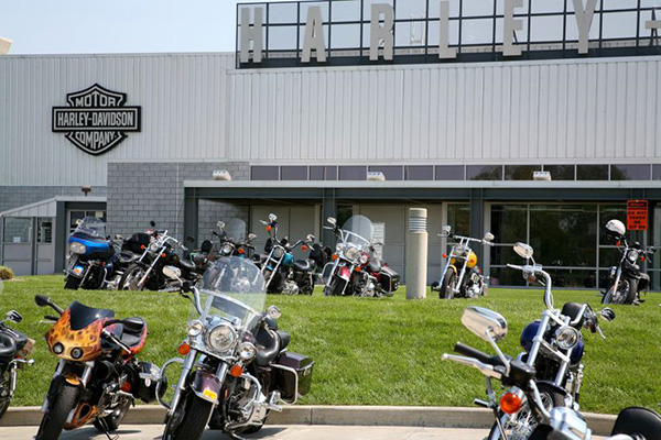 Machinists Union Outraged At Harley Davidson Kansas City Plant