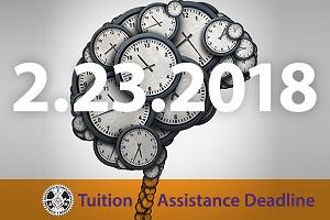 2018 IAM Scholarship Application Deadline Nears
