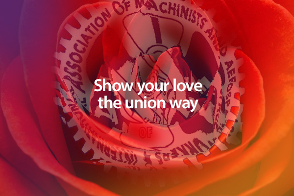 Show Your Love the Union Way
