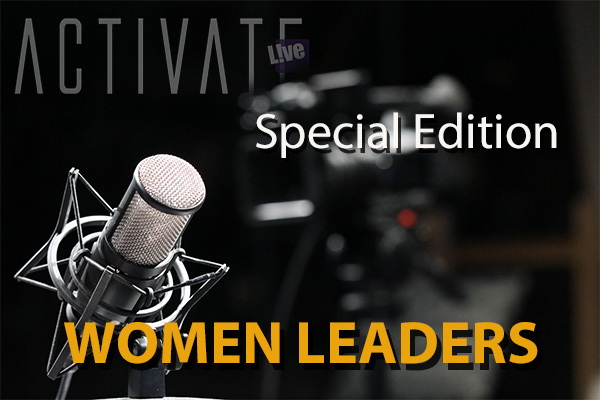 Women of the IAM Shine on Activate L!VE