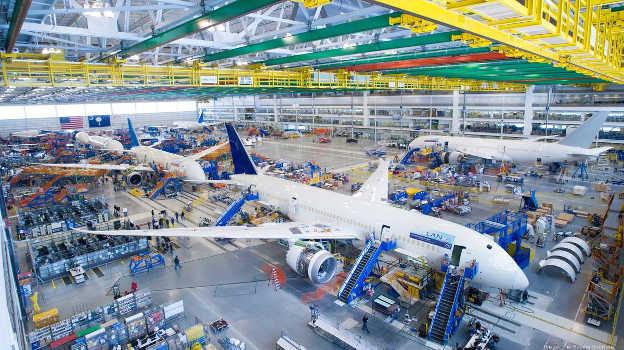 Solidarity for IAM Members at Boeing South Carolina