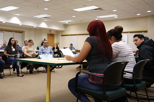 Los miembros latinos de IAM lideran el camino para el futuro