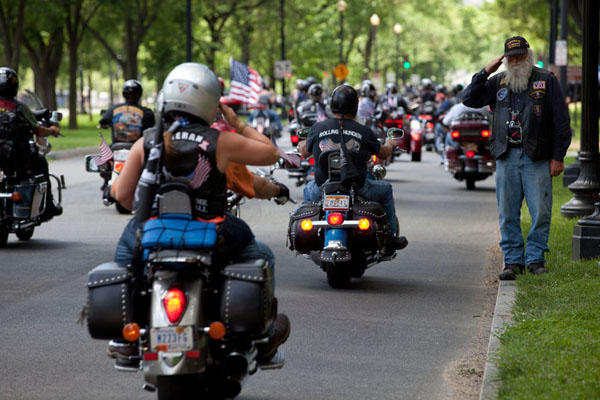 Join the IAM at Rolling Thunder 2018