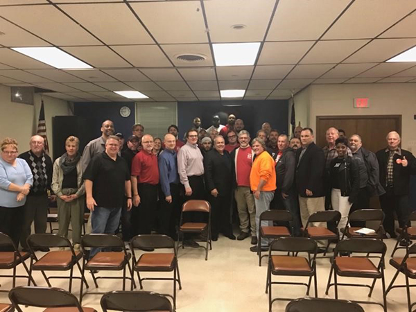 GVP Pantoja Visits Philadelphia Local, Talks American Negotiations