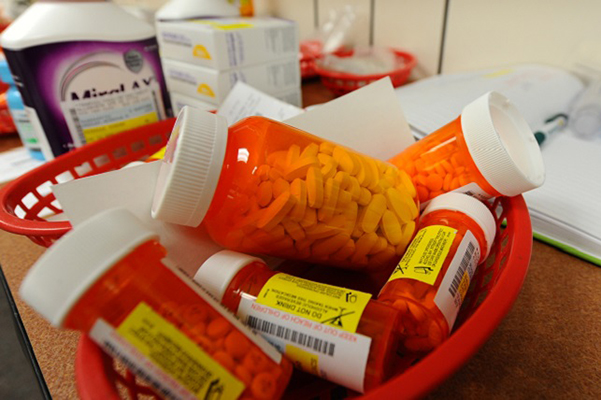 National Prescription Take-Back Day is Saturday