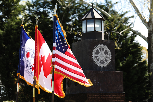 Machinists Honor the Fallen on Workers' Memorial Day