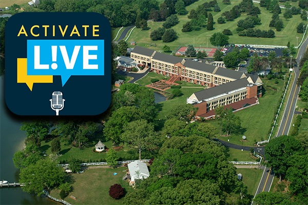 Activate L!VE Takes to the Road at Winpisinger Center