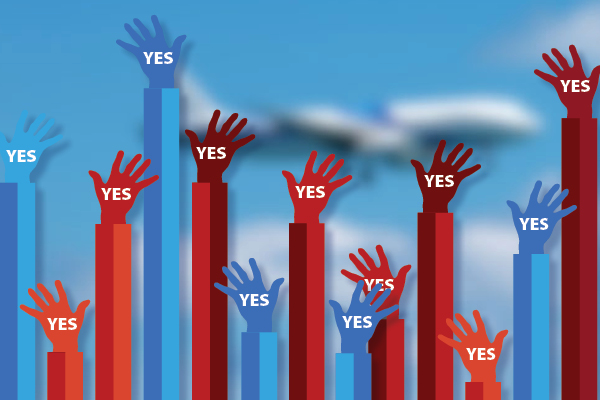 Boeing SC Flight Techs to Vote on IAM Representation