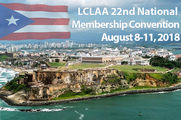 Mark Your Calendars for LCLAA's 2018 Convention