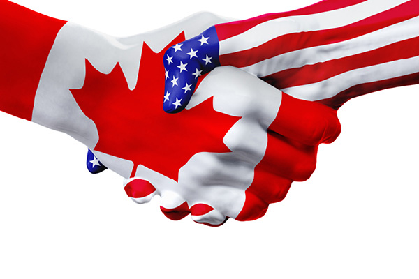 U.S., Canadian Machinists are United on Trade