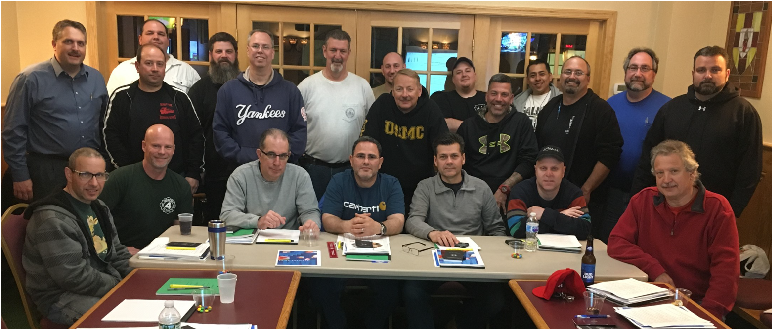 DL 19 Provides Railway Labor Act Training to Local Lodge 754