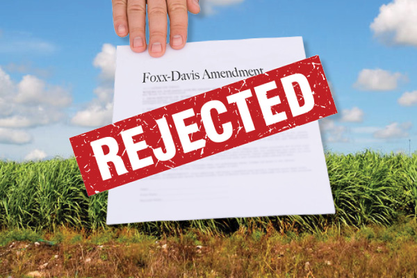 IAM Florida Sugar Workers Defeat Anti-Sugar Amendment