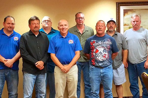 Taking Care of Machinists in the Sooner State