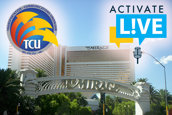 TCU/IAM Convention on Activate L!VE