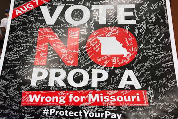 Missouri Families Win as RTW is Defeated