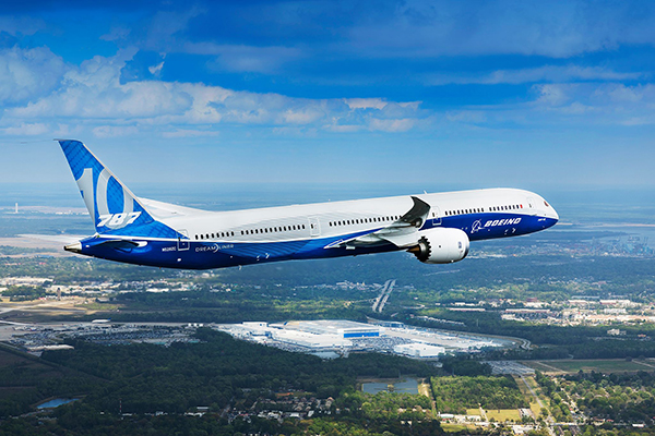 Boeing Urged by Bipartisan House Coalition to Respect South Carolina Workers