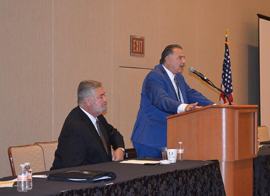 'Labor Matters' at Eastern States Conference of Machinists