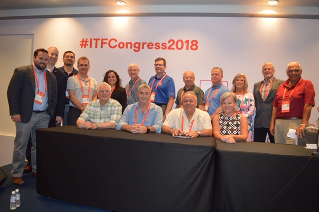 ITF Congress Elects IAM/TCU Reps to Key Leadership Positions
