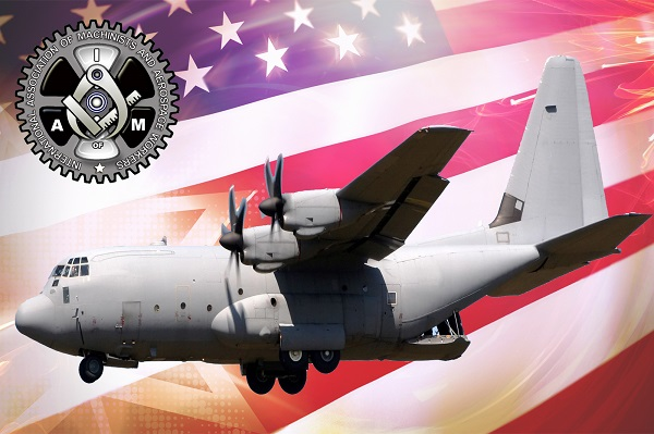 C-130J Workers Vote YES for the IAM