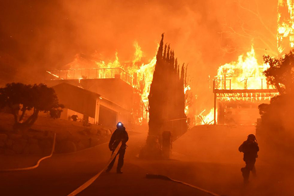 Act Now to Help with California Wildfire Disaster Relief