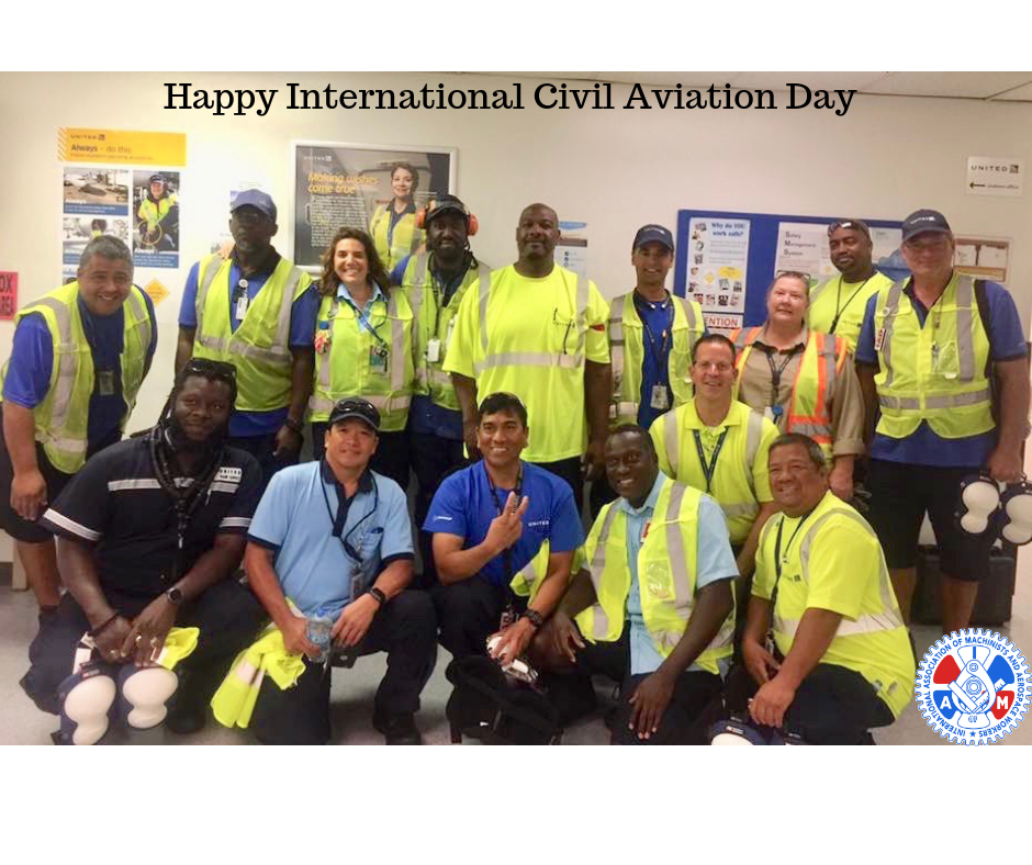 IAM Commemorates International Civil Aviation Day