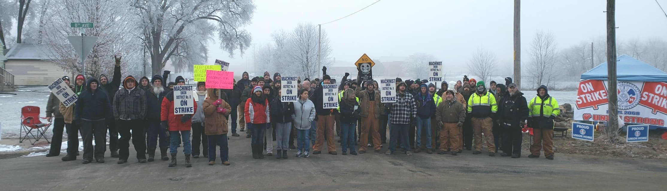 IAM Local 2068 Members Reach Agreement, End Six-Week Strike at Silgan