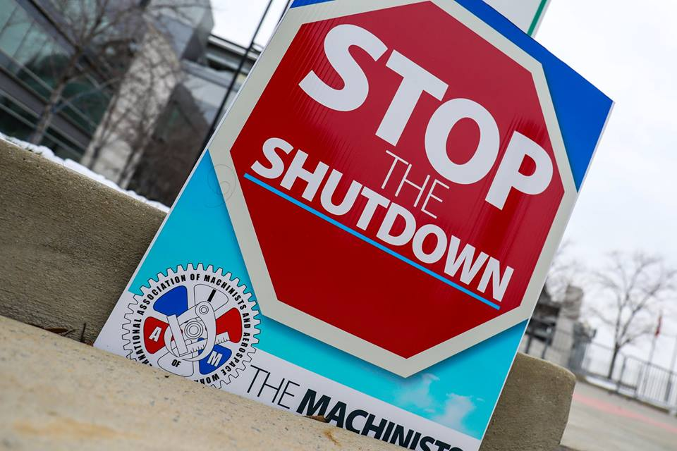 Shutdown Recovery Must Include Back Pay for Federal Contract Workers