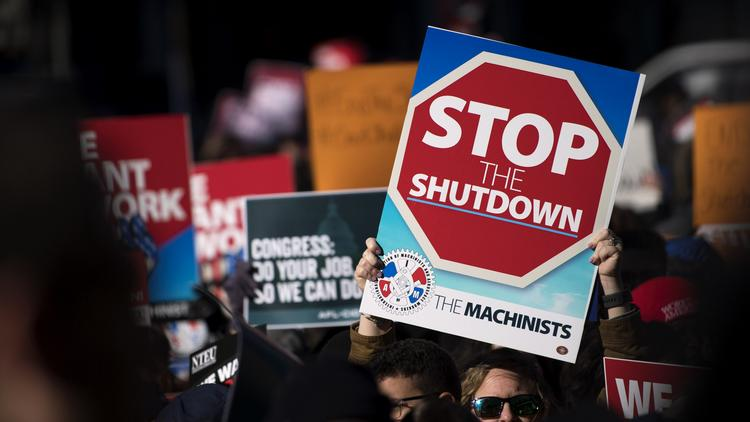 Call Today to Stop the Government Shutdown
